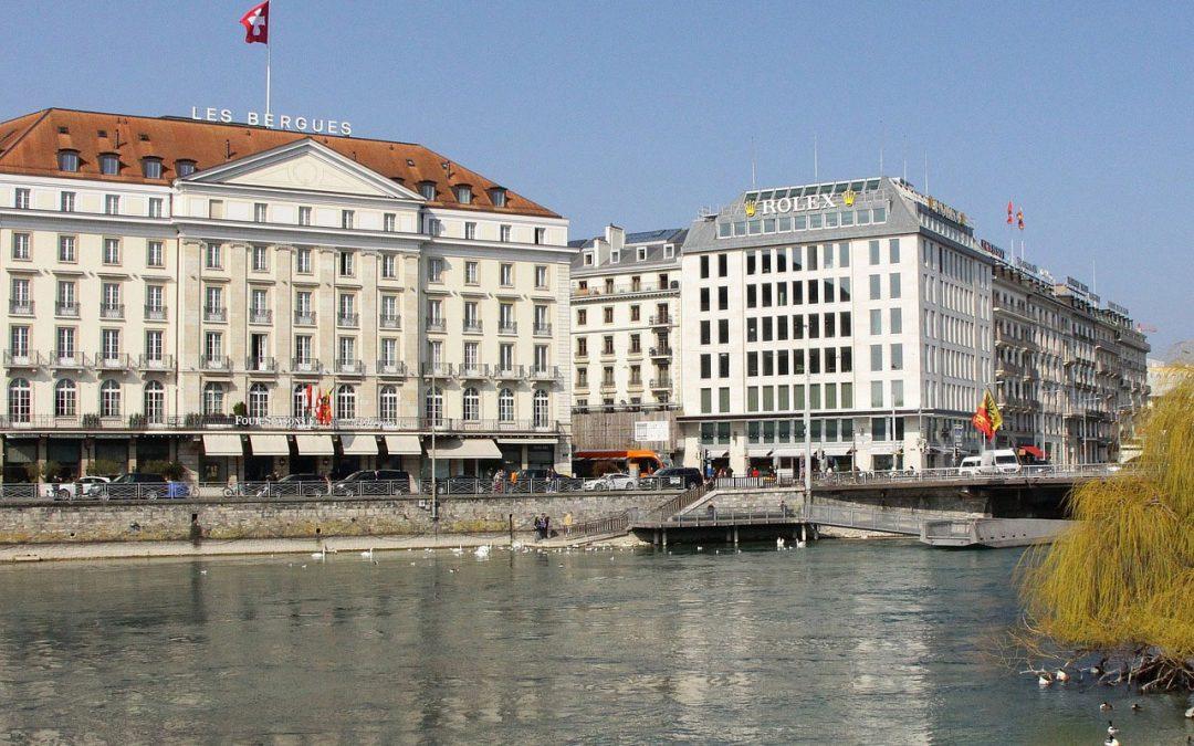 Szwajcaria szeroko otwarta